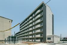 県営鷲塚住宅建築工事(第1工区)